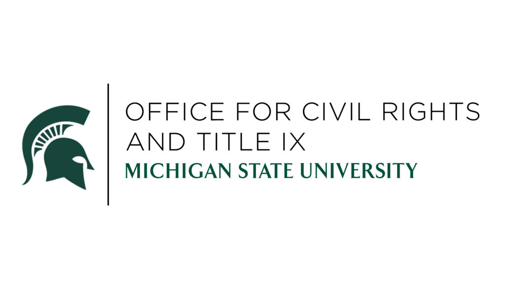 office for civil rights and title 9 logo
